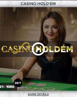 SuperLenny Casino Hold'em