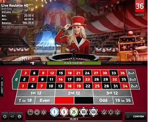 Rizk Review Live Zirkus
