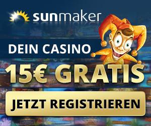 Einzahlungsbonus Sunmaker
